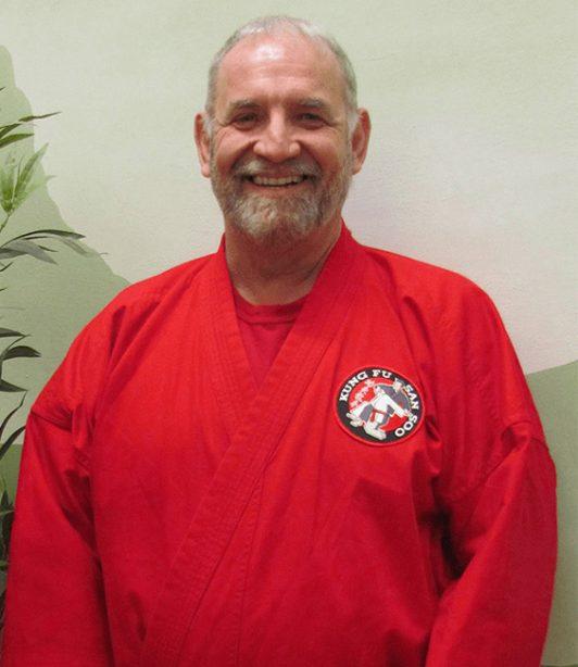 Maître Michel Fafard - Instructeur Autodéfense (Kung fu) San Soo