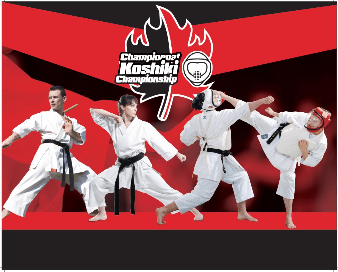Championnat Est-canadien de Koshiki - Sherbrooke