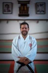 Sensei Guy Faucher