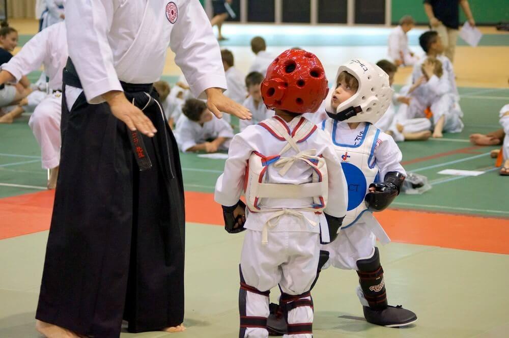Compétition Inter-école Shorinjiryu Shindo