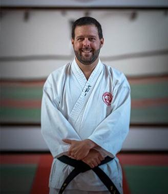 Sensei Guy Faucher - Karaté Sherbrooke