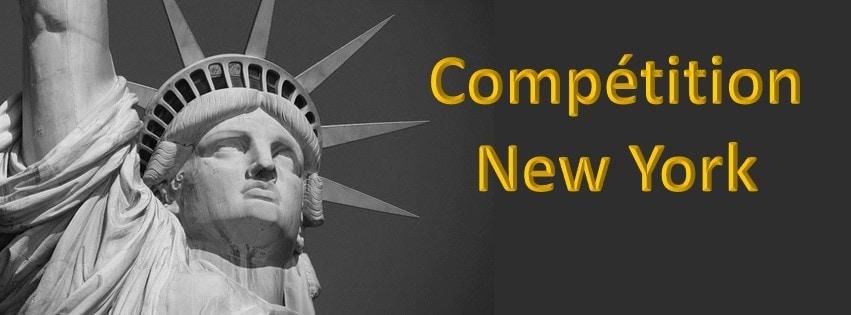 Compétition New York Shonrinjiryu Shinzen