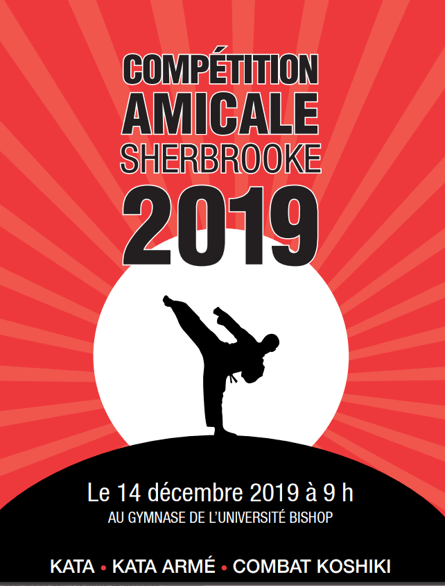 Compétition amicale Koshiki Sherbrooke 2019