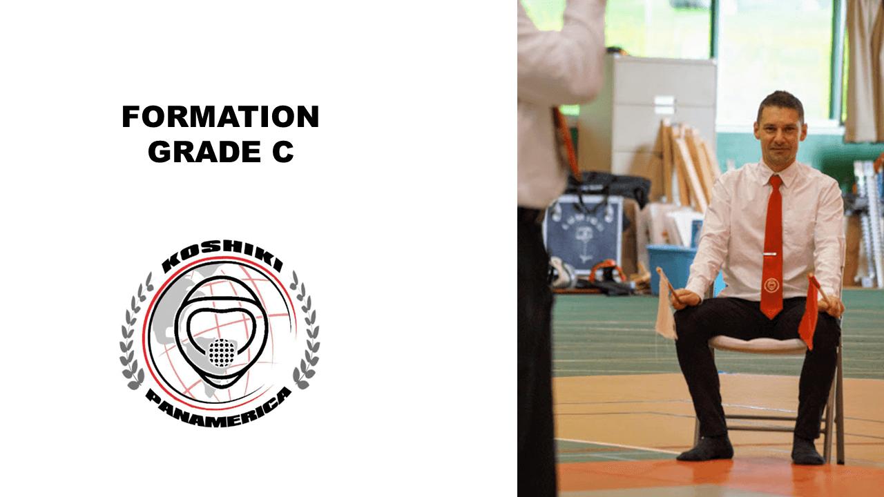 Formation grade C - Koshiki Panam