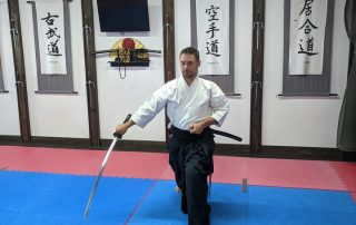 Larry Foisy - Muso Jidiken Eishin Ryu