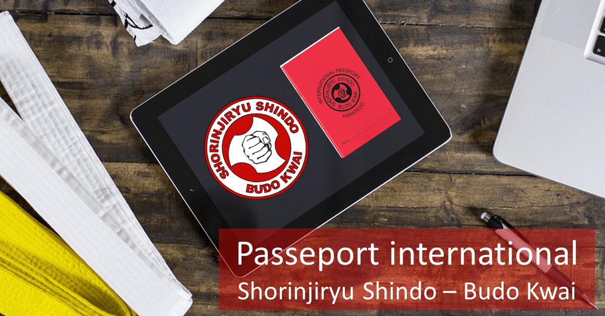 Passeport-Shorinjiryu Shindo